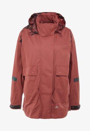 RUN JACKET - Sportovní bunda - red