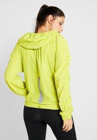 adidas by Stella McCartney - SPORT RUNNING LIGHT JACKET - Trainingsvest - green - 2
