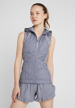 RUN GILET - Smanicato - grey