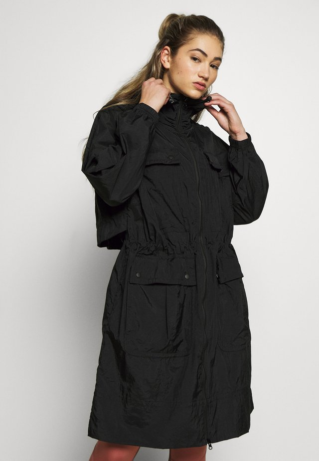 PARKA - Training jacket - black