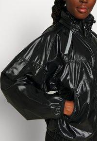 adidas by Stella McCartney - LIGHT  - Sportovní bunda - black - 5