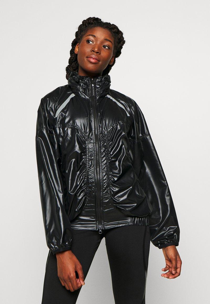 adidas by Stella McCartney - LIGHT  - Sportovní bunda - black