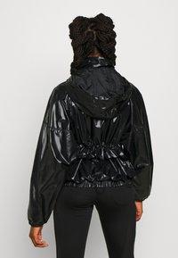 adidas by Stella McCartney - LIGHT  - Sportovní bunda - black - 3