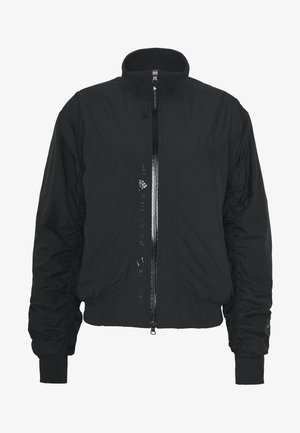BOMBER - Light jacket - black