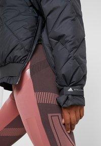 adidas by Stella McCartney - ATHLETIC SPORT CLIMASTORM PADDED JACKET - Vinterjacka - black - 5