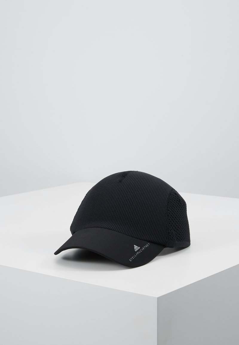 adidas by Stella McCartney - RUN - Cap - black/silver