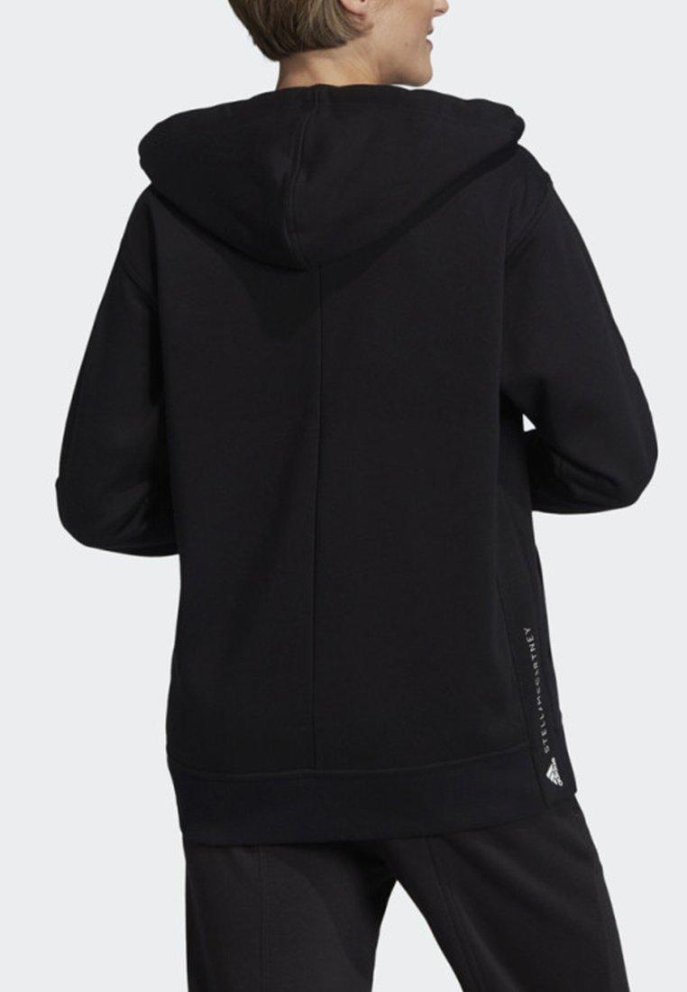 Mccartney By En Zippée Sweat Stella HoodieVeste Adidas Black 3A5Lcjq4R