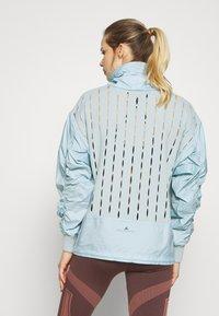 adidas by Stella McCartney - TECH SWEATER - Träningsjacka - blue - 2