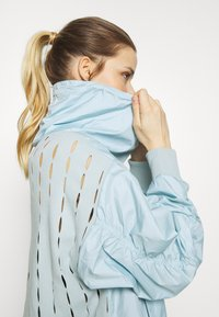 adidas by Stella McCartney - TECH SWEATER - Träningsjacka - blue - 4