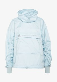 adidas by Stella McCartney - TECH SWEATER - Träningsjacka - blue - 6