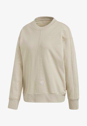 ESSENTIALS SWEATSHIRT - Sweatshirt - beige