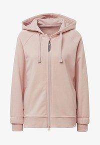 adidas by Stella McCartney - ESSENTIALS HOODIE - Zip-up hoodie - pink - 6