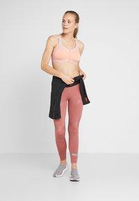 adidas by Stella McCartney - MASTECTOMY CLIMALITE BRA - Sport BH - grey, pink - 1