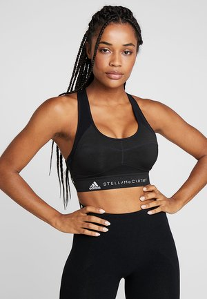 CLIMALITE WORKOUT BRA - Sports-BH - black