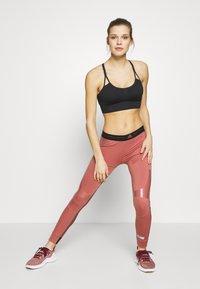 adidas by Stella McCartney - SEAMLESS BRA - Sports bra - black/solgre - 1