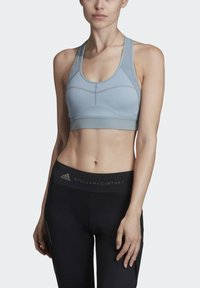adidas by Stella McCartney - PERFORMANCE ESSENTIALS BRA - Sport BH - gray - 0