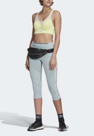 STRONGER FOR IT SOFT SPORTS BRA - Sports-BH - green