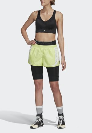 STRONGER FOR IT SOFT SPORTS BRA - Sports-BH - black