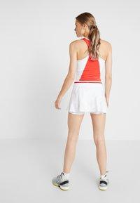 adidas by Stella McCartney - SKIRT - Sports skirt - white - 2