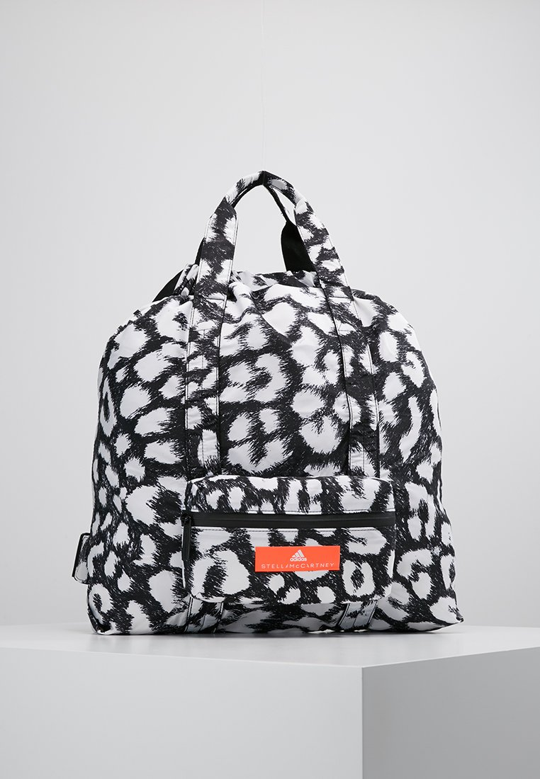 adidas by Stella McCartney - GYMSACK  - Sports bag - black/white
