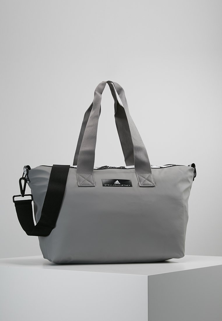 adidas by Stella McCartney - STUDIO BAG - Sporttas - grey/black