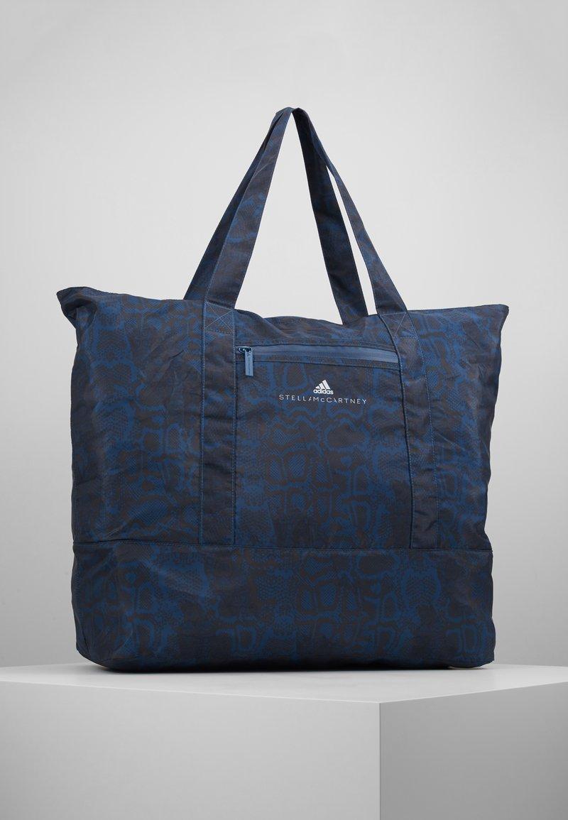 adidas by Stella McCartney - LARGE TOTE - Sportväska - blue/black/white