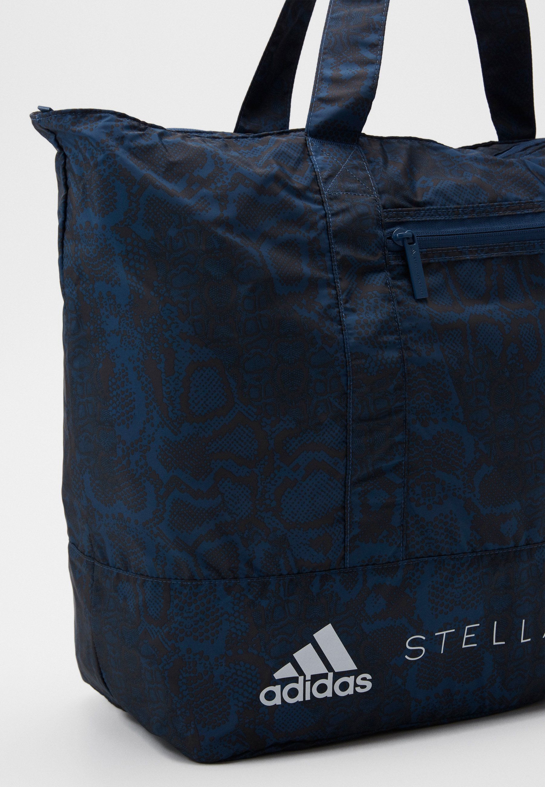 adidas by Stella McCartney LARGE TOTE - Sportväska - blue/black/white