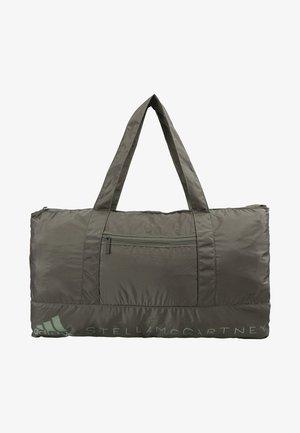 LARGE TOTE - Treningsbag - grey/brown