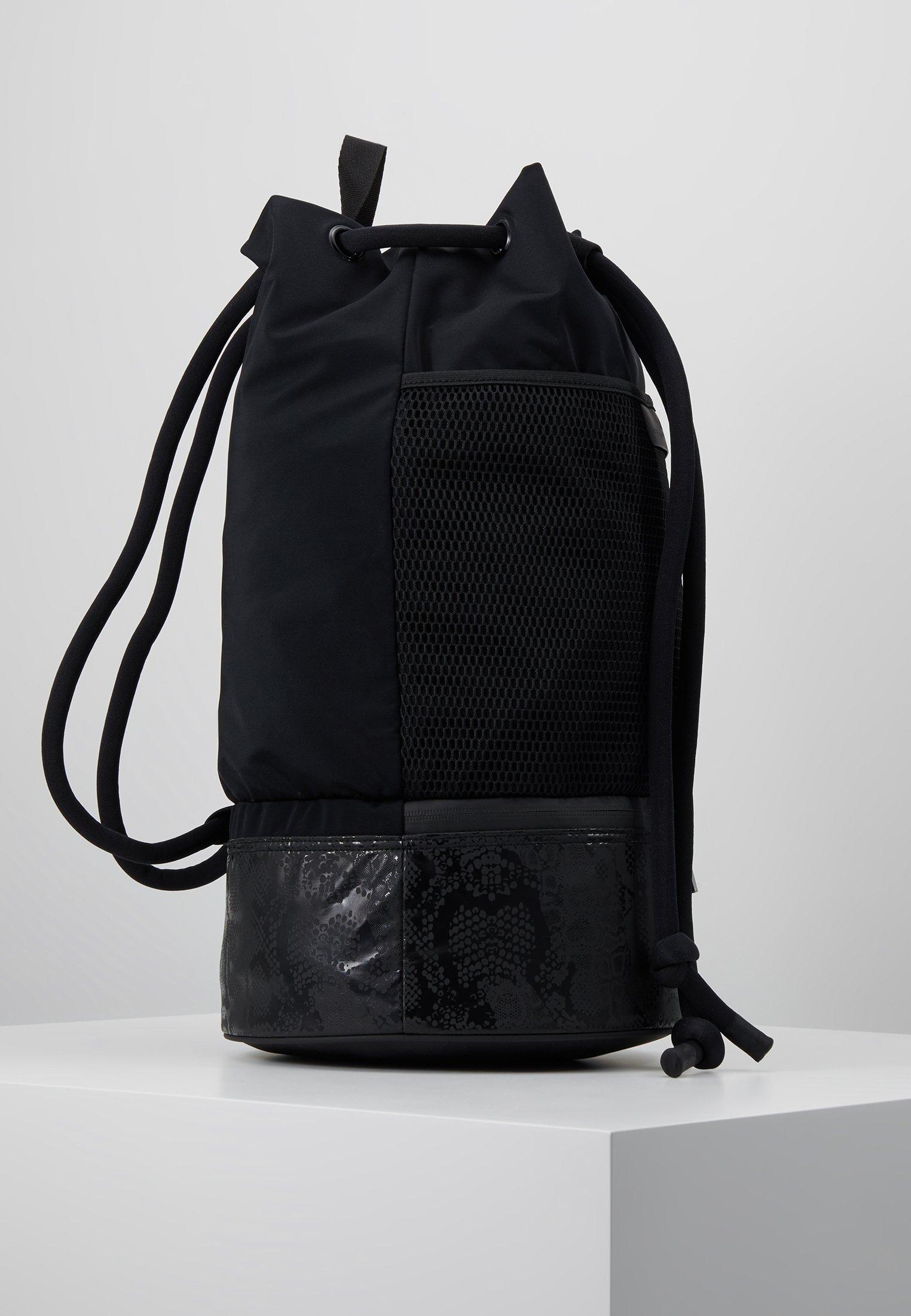 Adidas By Stella Mccartney Boxing Gymsack - Sports Bag Black/black/white