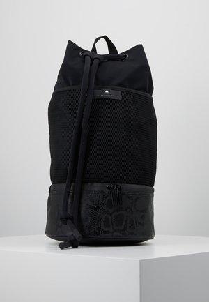 BOXING GYMSACK - Sportovní taška - black/black/white
