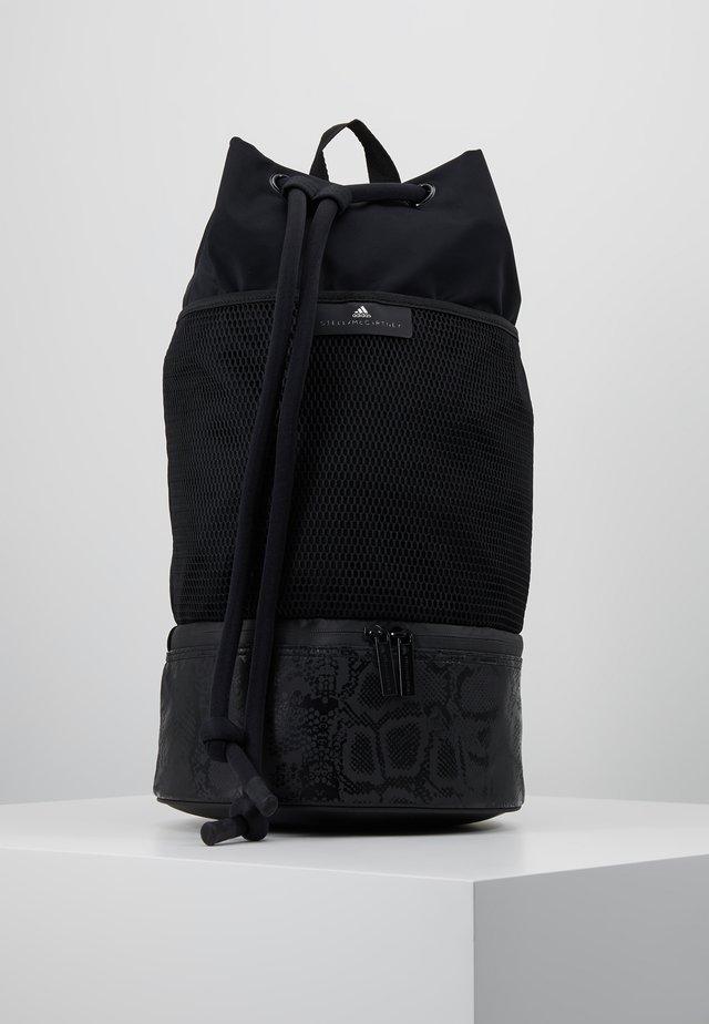 BOXING GYMSACK - Sac de sport - black/black/white