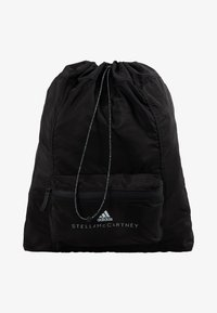 adidas by Stella McCartney - GYMSACK - Drawstring sports bag - black/white - 6