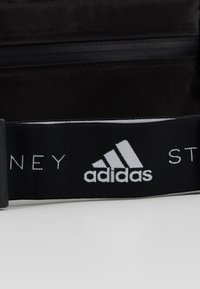 adidas by Stella McCartney - GYMSACK - Drawstring sports bag - black/white - 7