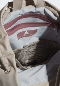 adidas by Stella McCartney - GYM SACK - Urheilulaukku - beige - 7