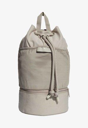 GYM SACK - Drawstring sports bag - beige
