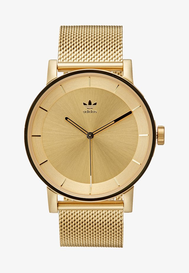 DISTRICT M1 - Montre - all gold-coloured