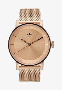 all rose gold-coloured
