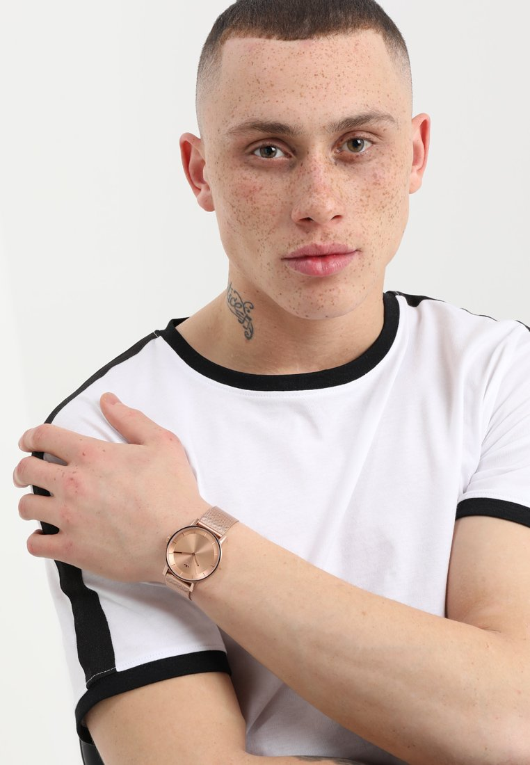 adidas Originals - DISTRICT M1 - Watch - all rose gold-coloured