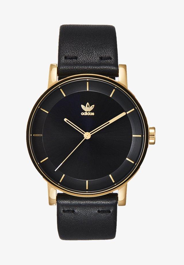 DISTRICT L1 - Horloge - gold-coloured/black sunray