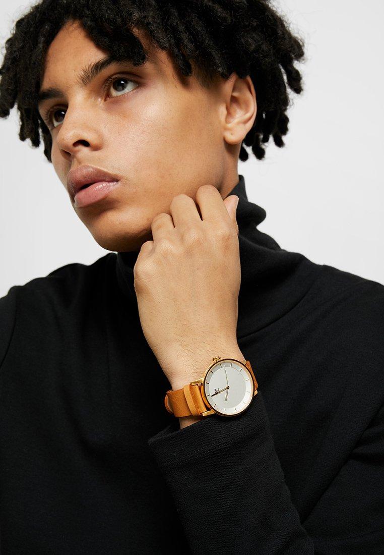 Adidas Timing - DISTRICT L1 - Uhr - gold-coloured/cream/tan