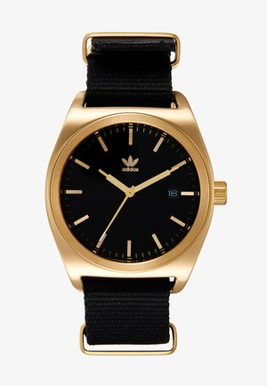 PROCESS - Watch - gold-coloured/black