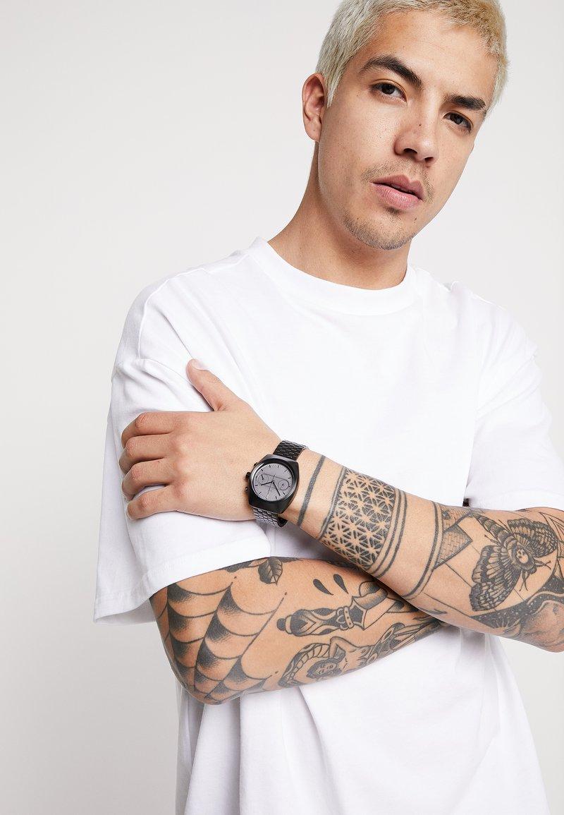 Adidas Timing - PROCESS - Chronograph watch - all gunmetal
