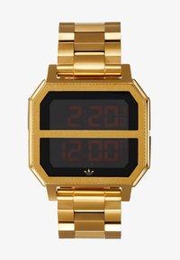 adidas Originals - ARCHIVE MR2 - Montre à affichage digital - gold-coloured - 1