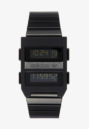 ARCHIVE M3 - Montre à affichage digital - all black