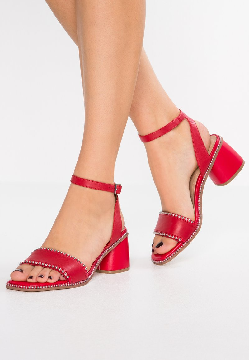 Adele Dezotti - Sandały - rosso