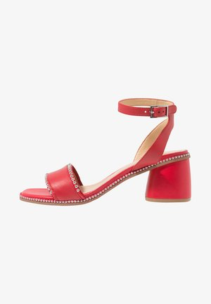 Sandaler - rosso