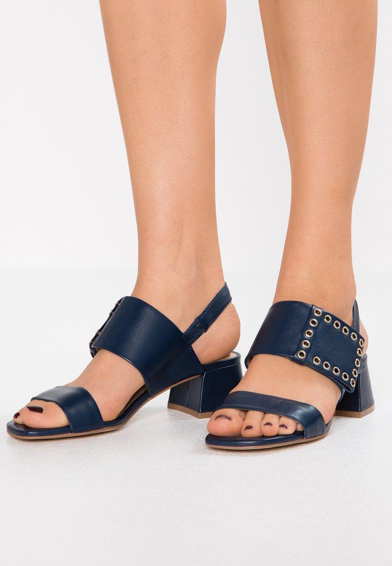 Adele Dezotti - Sandales - blu