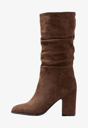 Boots - castagno