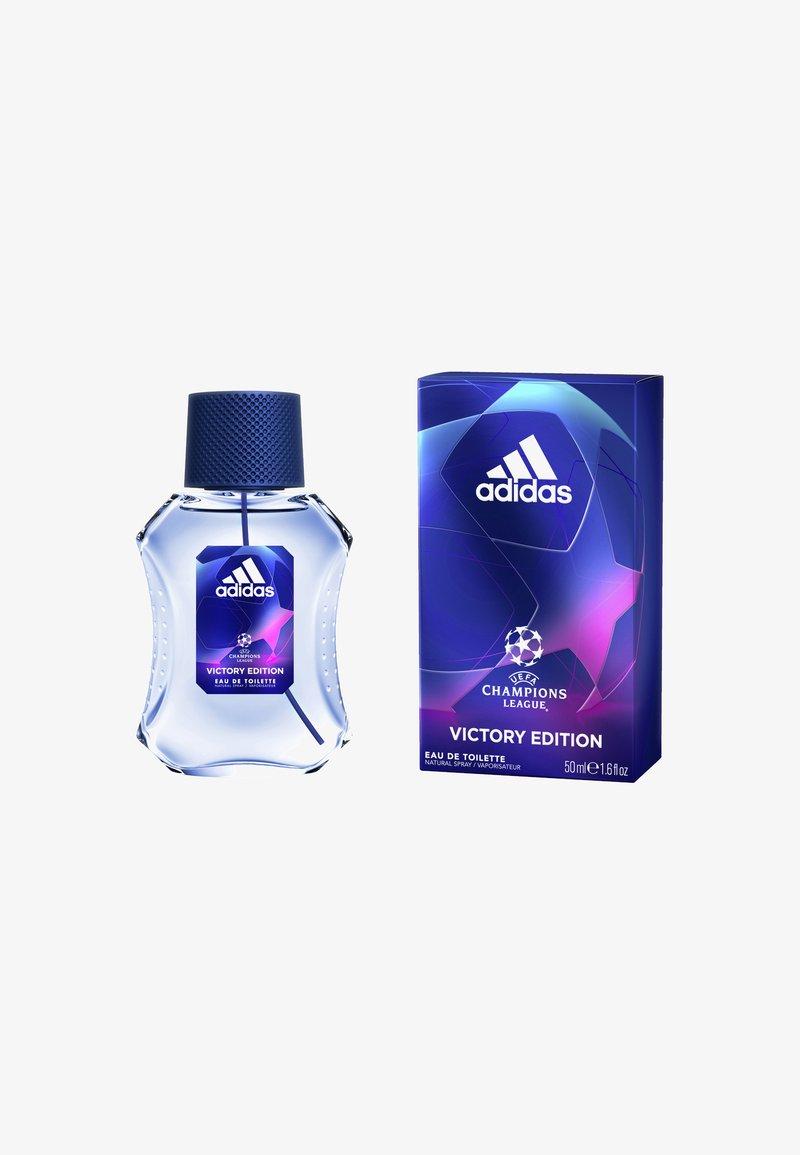 Adidas Fragrance - CHAMPIONS LEAGUE VICTORY EDITION EAU DE TOILETTE 50ML - Eau de Toilette - -