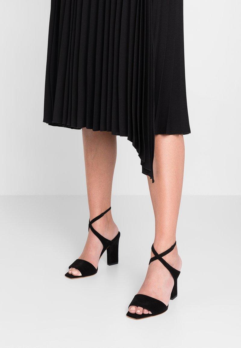 Aeyde - GABRIELLA - Højhælede sandaletter / Højhælede sandaler - black